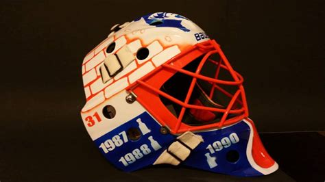 goalie mask painting template goalie mask painting
