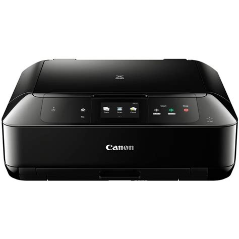 Usb Printer Canon canon pixma mg5750 inkjet multifunction printer colored