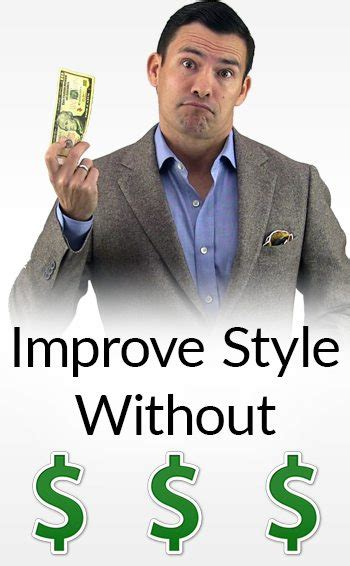 7 Ways To Improve Your Style by 7 Ways To Improve Your Style Without Much Low
