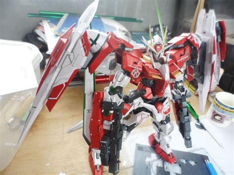 Gundam 00 Papercraft - gn 0000 00 raiser ver ixn papercraft ette by pitchblack