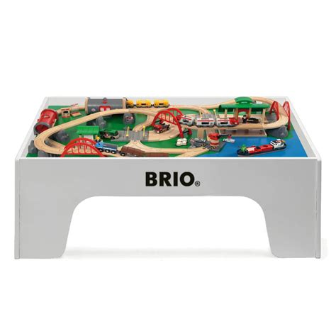 brio wooden train brio wooden train table kinderspell