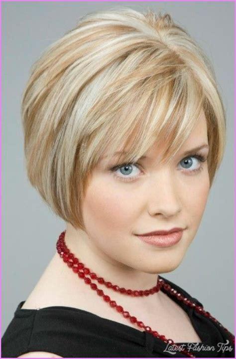 hairstyles for short hair layered bobs latestfashiontips