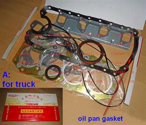 Set Gasket Isuzu Nkr 71 engine overhaul gasket kit for isuzu 4ja1 4jb1 on nkr