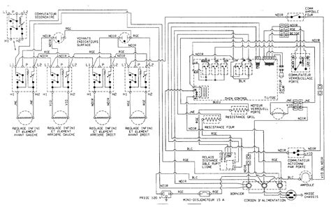 wiring an electric stove diagram wiring get free image