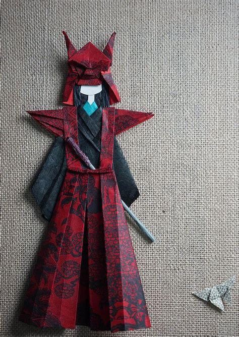 Origami Samurai - 9 best samurai origami images on geishas