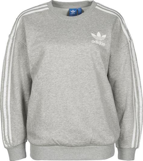 bb w adidas bb w sweater grau meliert