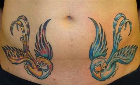 do stomach tattoos hurt 51 best stomach tattoos designs and ideas designatattoo