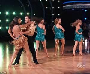 Hit The Floor Dance - kim zolciak redeems herself with solid score on dancing