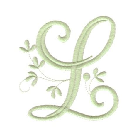 l designs vintage alphabet monogram letters machine embroidery designs