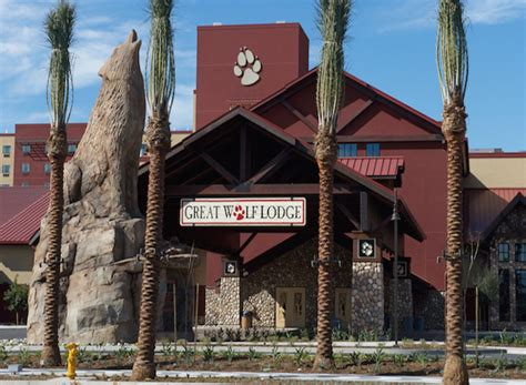 Garden Grove Great Wolf Lodge Hotel Review Great Wolf Lodge Garden Grove Travelage West