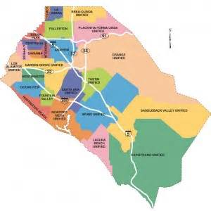 california school districts map orange county school districts map catrina catalano real