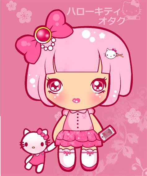 imagenes de hello kitty kawaii hello kitty kawaii otaku by ningyoprince on deviantart