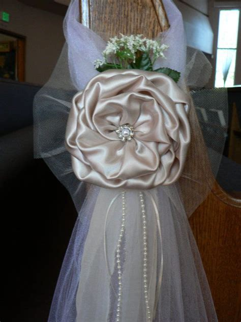 Wedding Arch Bows by 25 Best Ideas About Chair Bows On Wedding