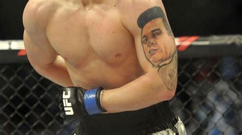 alan belcher tattoo ufc 159 alan belcher will get union if