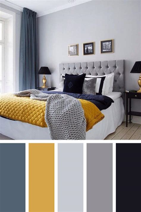 bedroom color palette 4 bedroom color schemes to create a mood of restfulness