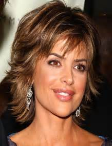 to renna haircut lisa rinna short sassy signature hairstyle