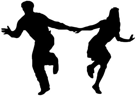 swing dance silhouette jive lessons ballroom dance club of atlanta