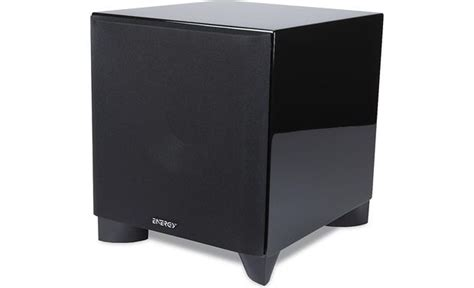 energy rc micro  home theater speaker system