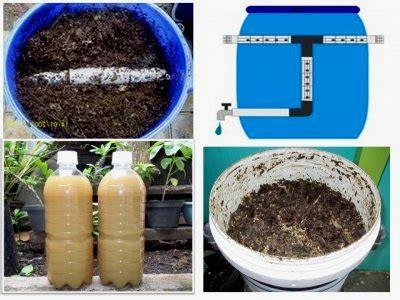 Pupuk Kompos Organik Cair cara membuat pupuk organik cair yang mudah dan benar