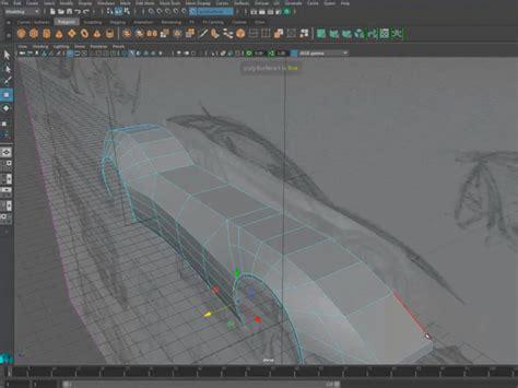 zbrush tutorial car car design process using maya and zbrush part 1 car
