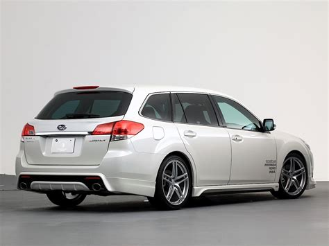 Subaru Legacy Wagon Specs Photos 2009 2010 2011