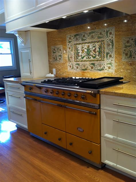 In House Kitchens Island And Wall Spacers Lacanche Usa