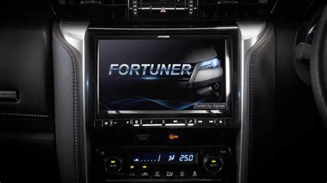 Accesoris Fortuner Headl Fortuner Vrz 2016 alpine style new 9inch multimedia unit for toyota