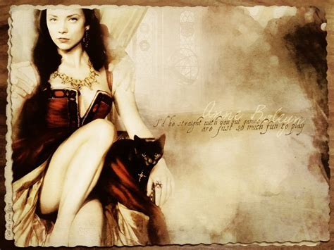 Natalie Dormer As Boleyn by The Tudors Boleyn Quotes Quotesgram