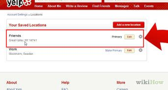 How To Search On Yelp How To Search For A Business On Yelp 7 Steps With Pictures