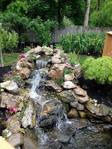 25 trending pond waterfall ideas on diy