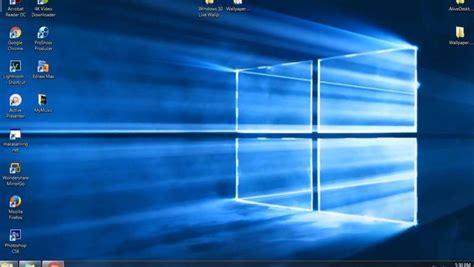Windows 10 Live Desktop Wallpaper by Windows 10 Default Live Wallpaper Moving Background Live