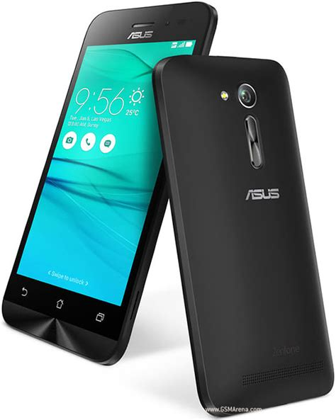 Asus Zenfone Go ZB452KG pictures, official photos