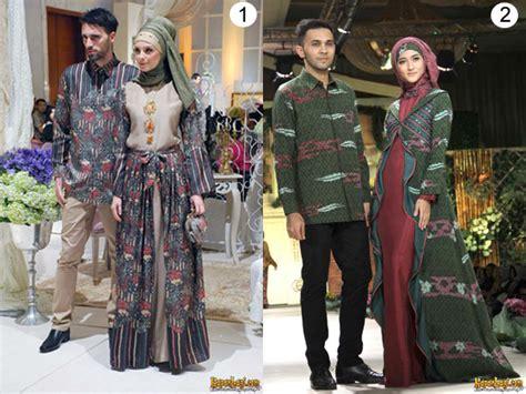 Outer Jubah Wanita 3 fashion busana muslim batik untuk lebaran vemale