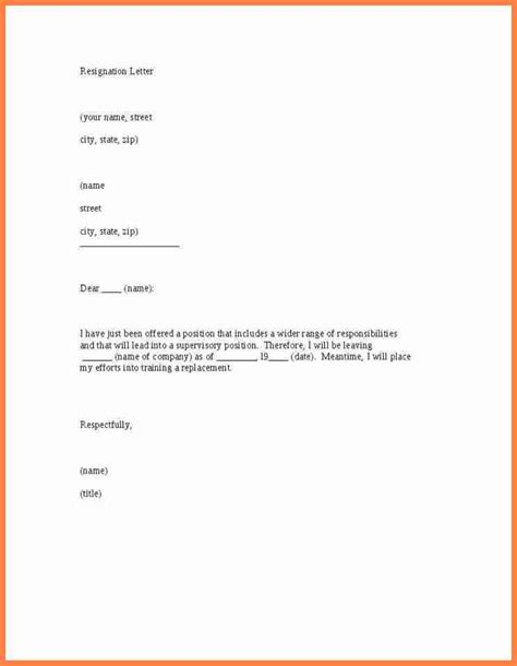 up letter in 8 exle of notice letter to employer notice letter