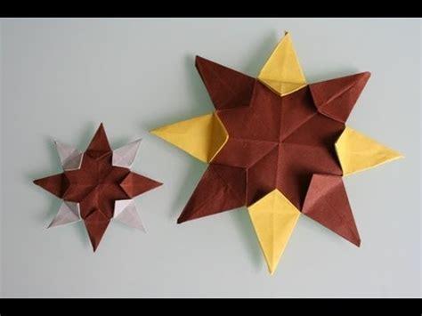 Sun Origami - origami sonne sun origami