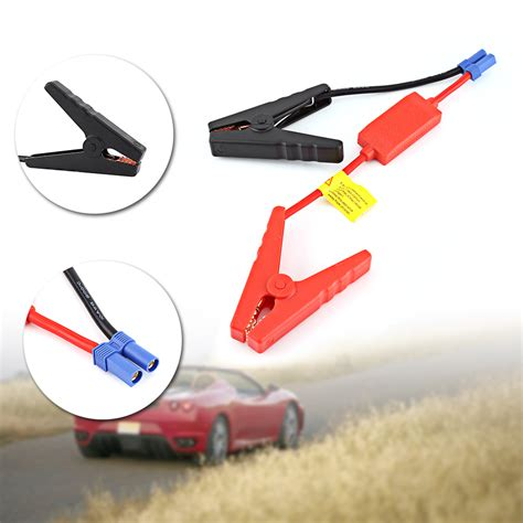 Electric Vehicle Jumper Cables Booster Cable Car Battery Connection Jumper Jump Start
