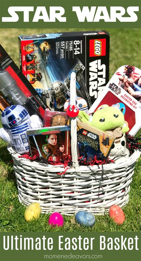 Star Wars Giveaway - star wars ultimate easter basket giveaway