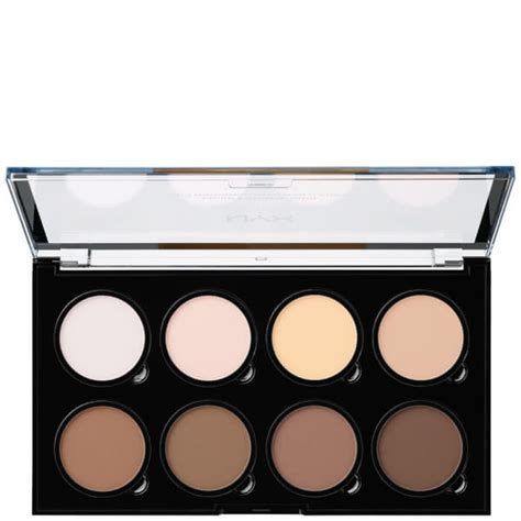 Nyx Highlight And Contour Pro Palette nyx professional makeup highlight contour pro palette