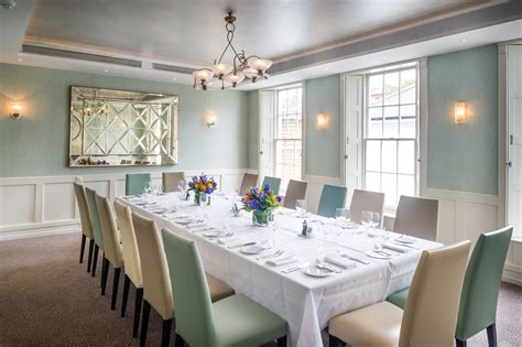 luxury private dining rooms  fredericks