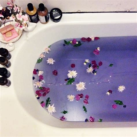 flower bathtub lavender bath pictures photos and images for facebook