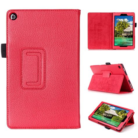 Cover For Hd 8 shockproof flip leather stand smart cover for kindle hd 8 2016