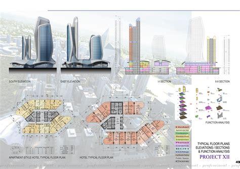 layout of five star hotel wuhan wangjiadun cbd 5 star hotel yanrong gao archinect