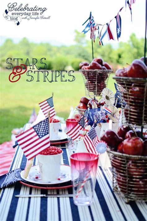 4th Of July Backyard Ideas by Let S Celebrate A 4th Of July Backyard Celebration
