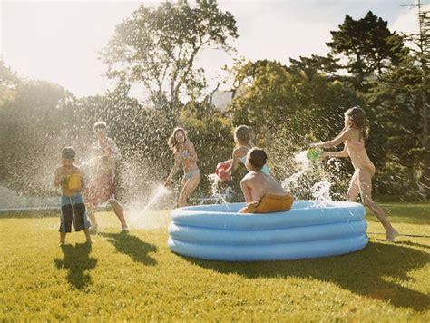 blow  pool clean hunker