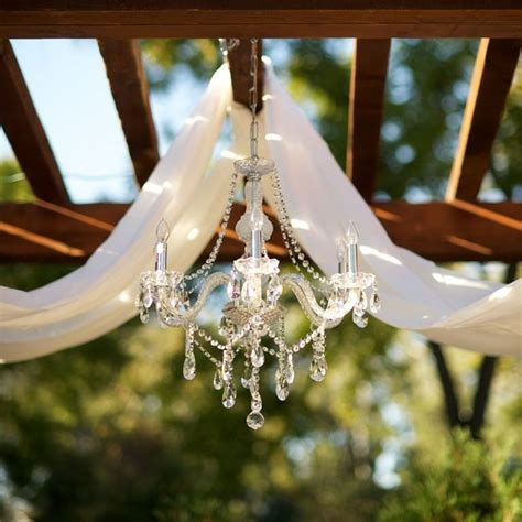 Wedding Arch Chandelier Chandelier Altar Decor A Wedding Is A Day Marriage Is Forever Pinterest Altars