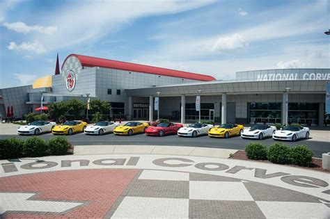 national corvette museum national corvette museum reports high attendance in 2016