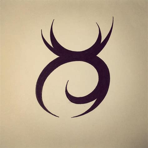 taurus tribal tattoos taurus tattoos designs ideas and meaning tattoos for you