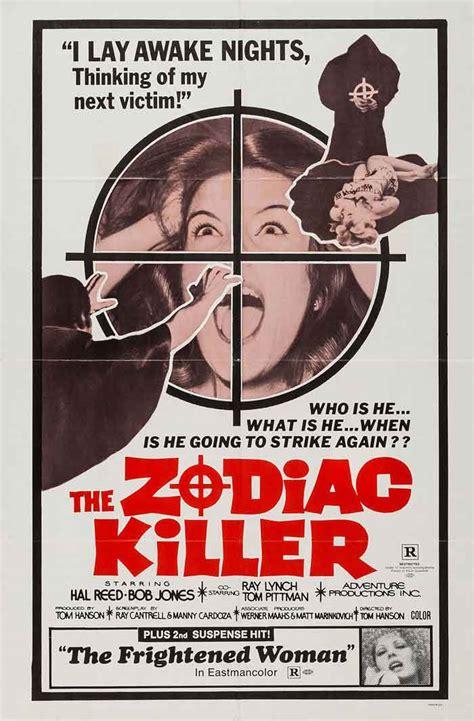 zodiac killer movie the zodiac killer 1971 movie the zodiac revisited