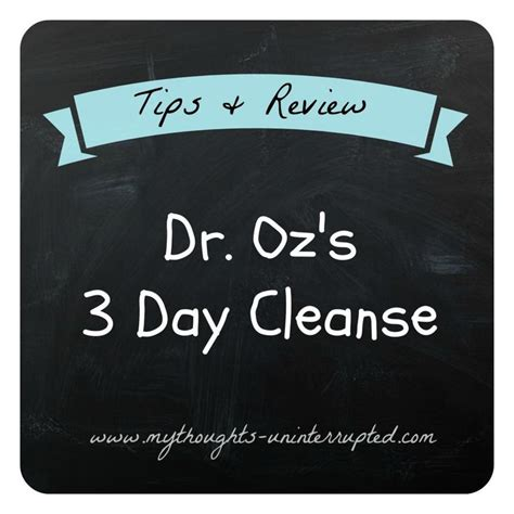 Dr Oz 5 Day Detox by 1000 Images About Detox On The Lemons Drinks