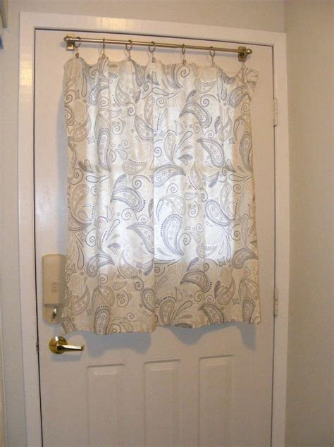 Curtains For Door Windows Sidelight Window Curtains Teawing Co